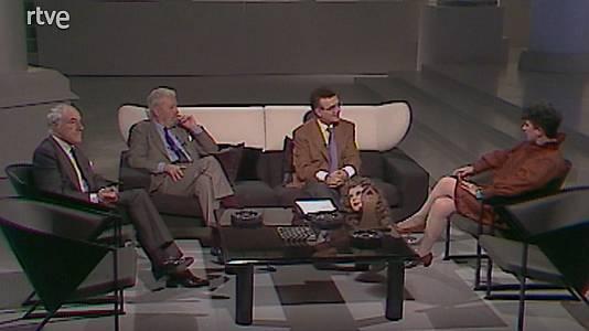 Luis García Berlanga, Luis Escobar y Ana Rosetti
