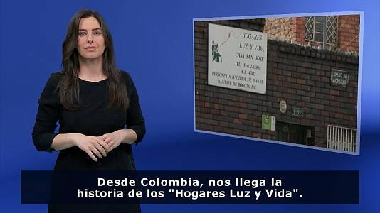En lengua de signos - 24/01/21