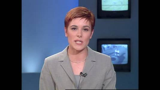 Raquel Sánchez Silva y sus inicios en RTVE