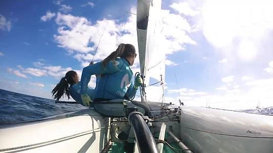 Lanzarote Winter Series International Sailing