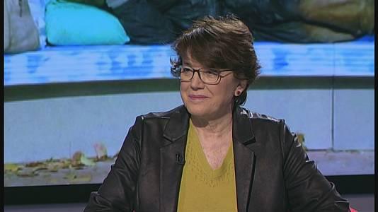 Francina Alsina, presidenta de la Taula del Tercer Sector de Catalunya
