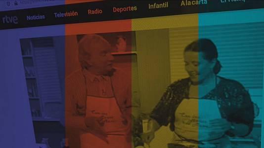 Cocina RTVE, Letrimagia, Arte online en Mosul...