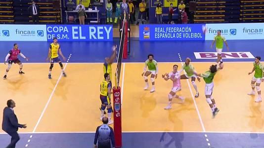 Copa del Rey. Final: CV Guaguas - Urbia Uenergia Voley Palma