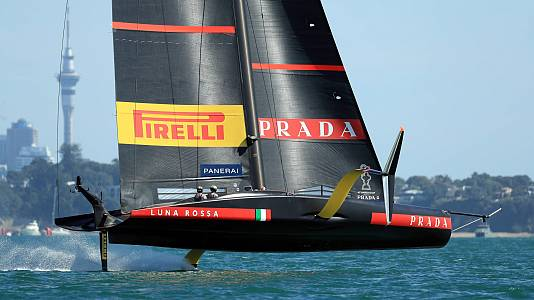 Copa Prada 2021: Final - 1ª regata