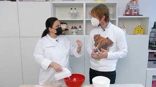 Programa 44: galletas de San Valentín y relleno de carnaval