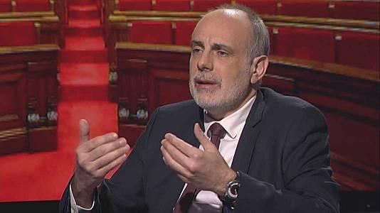 Joan Ridao, lletrat major del Parlament