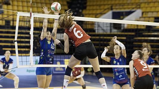 Copa de la Reina de voleibol: Feel Volley Alcobendas - Osacc Haro Rioja Vóley