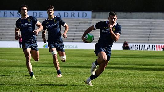 Torneo int. Sevens (masculino): España - Argentina