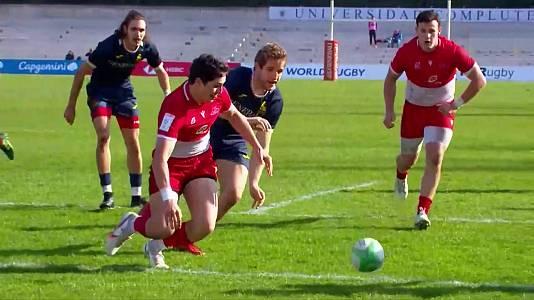 Torneo int. Sevens (masculino): Portugal - España