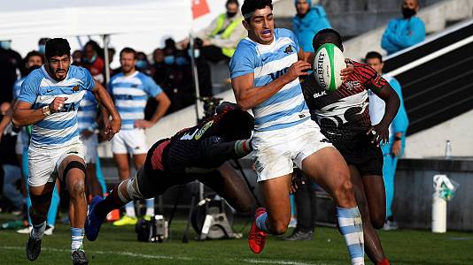 Torneo int. Sevens (masculino) Final: Argentina - Kenia