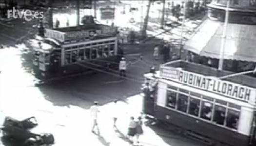 La vaga de tramvies del 1951