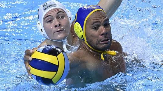 Waterpolo - Liga Europea. 2ª ronda: Jadran Herceg Novi - Zodiac CN At. Barceloneta