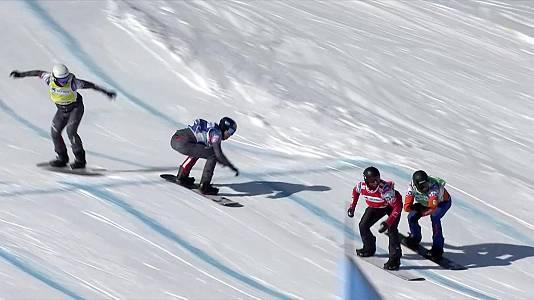 Copa del Mundo 2020/2021. Finales Snowboardcross - 04/03/21