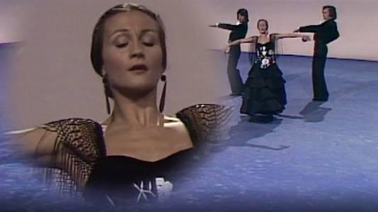 María Rosa y su compañía de baile español (I)