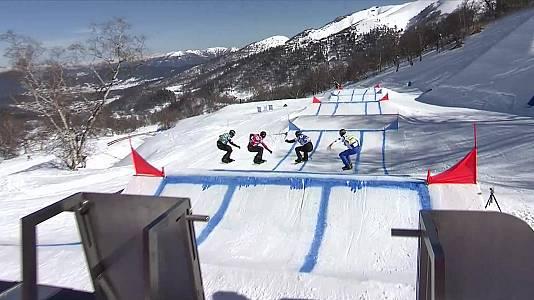 Copa del Mundo  2020/2021. Finales Snowboardcross - 05/03/21
