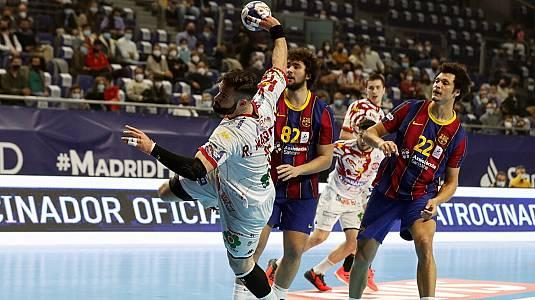 Copa del Rey. Final: Ademar León - Barça