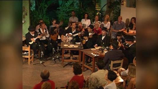 Tenderete - 14/03/2021 Parranda Tomaren, Palo y Canto 7 y A.M. Facaracas (año 2002)