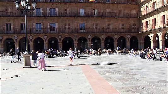 Salamanca al punto