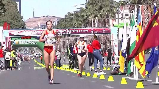 Campeonato de España de Marcha 20 Km absoluto y SUB-23