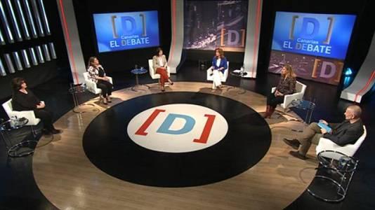 El Debate de La 1 Canarias - 18/03/2021