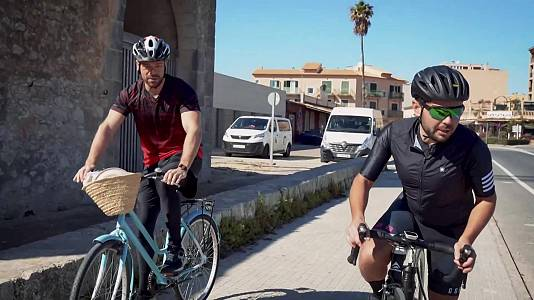 Bike Man descubriendo Mallorca - Programa 1