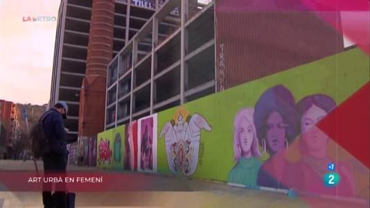 Art urbà en femení, Espai Nur i BiciBus escolar