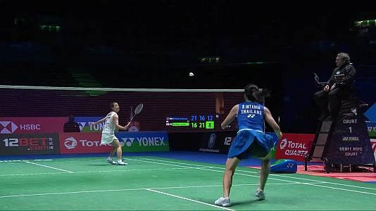 Yonex All England Open- Semifinal: R. Intanon - N. Okuhara