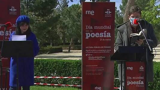 RNE y el Instituto Cervantes celebran el Día de la Poesía