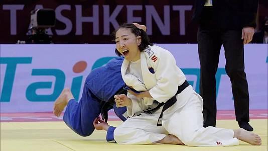 Grand Slam prueba Tashkent. Resumen