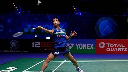 Yonex All England Open. Final ind. fem: Chochuwong - Okuhara