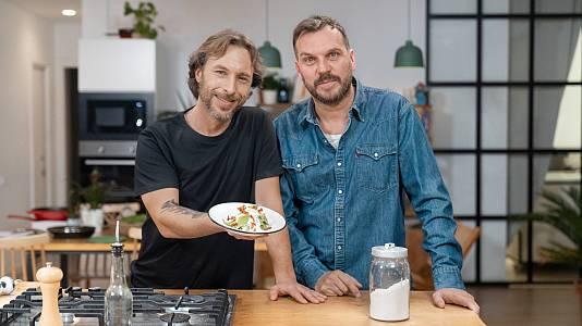 Pasta caprese, la pasta más loca de Gipsy Chef y Max Colombo