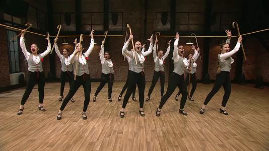 'The Dancer', el nuevo concurso de baile de La 1