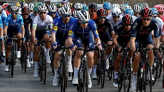 Volta Cataluña. 4ª etapa: Ripoll - Port Ainé