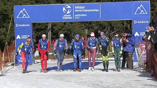 Campeonato del Mundo Tri Invierno. Prueba Andorra