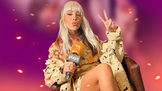Danna Paola presenta 'KO', su nuevo disco