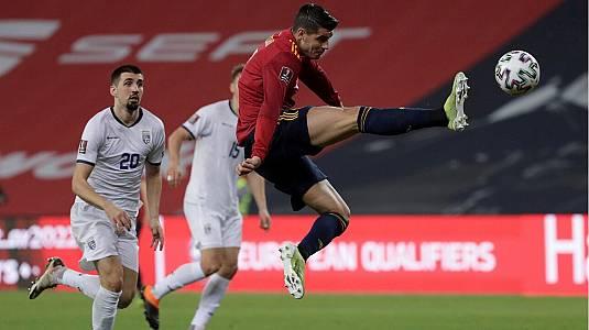 Clasif. Mundial'22. España - Federación de Fútbol de Kosovo