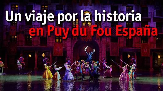 Viajeros del tiempo | Puy du Fou España