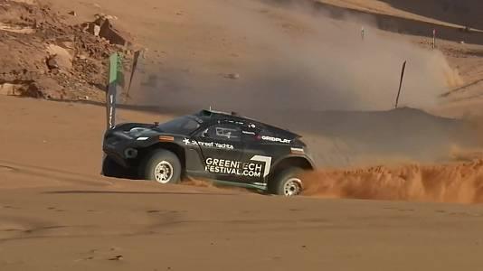 "Extreme E ""Desert X-Prix"". Semifinal & Crazy Race"
