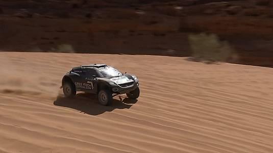 "Extreme E ""Desert X-Prix"". Carrera final"