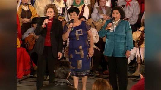 Tenderete - 04/04/2021  Con la Parranda de Cantadores, A.F. Entre Amigos, Parranda del Millo y solistas.