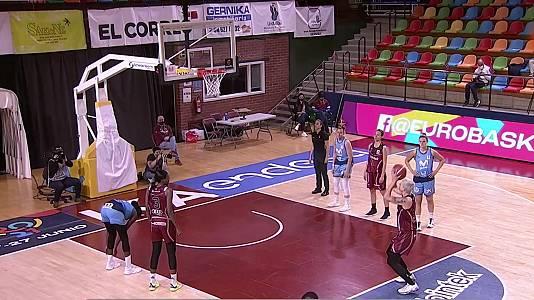 Liga femenina Endesa. Play off 1/4 Final vuelta