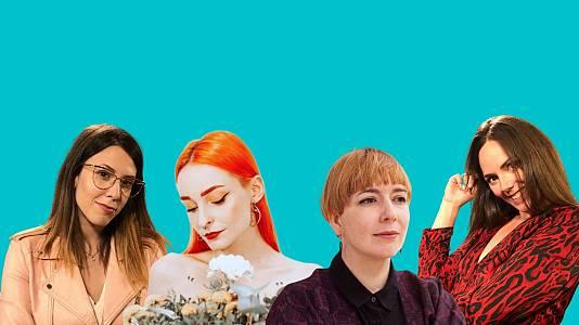 de mujeres en el arte