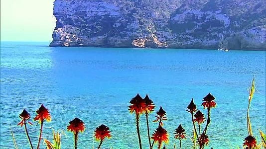 Xàbia, mirando al mar soñé...