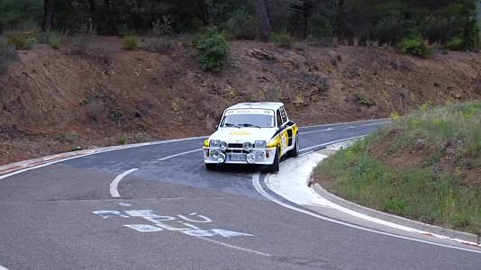 Rallye Cataluña Históricos