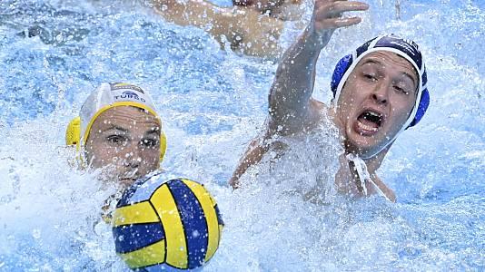 Liga europea.3ª Ronda:Zodiac CN At. Barceloneta - AN Brescia