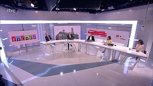 Post debate elecciones Madrid 4M