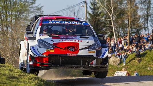 WRC Campeonato del mundo. Rally de Croacia. Resumen 23/04/21