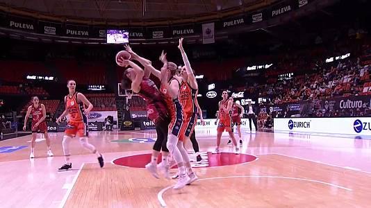 Liga femenina Endesa. Play off Semifinal vuelta