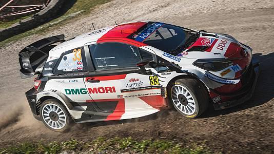 WRC Campeonato del mundo. Rally de Croacia. Resumen 24/04/21