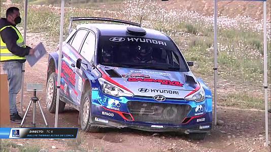 Supercampeonato España.Rallye Tierras Altas Lorca